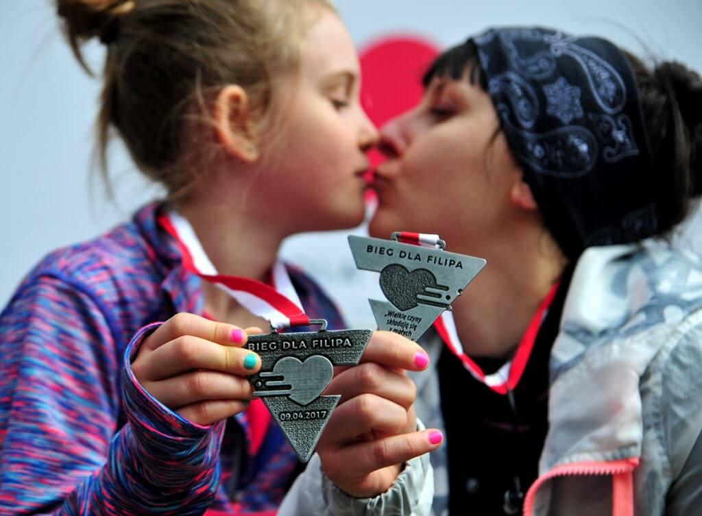 biegi dla dzieci imłodzieży