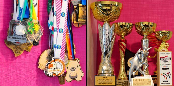 trofea sportowe