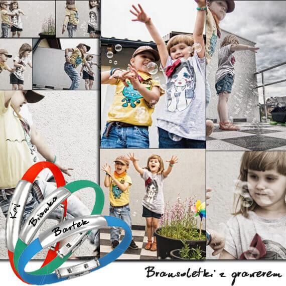 bransoletki dla dzieci